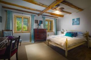 Postelja oz. postelje v sobi nastanitve Holiday Home Katric