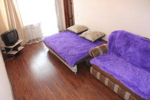 Кровать или кровати в номере 1k Gor'kogo 67