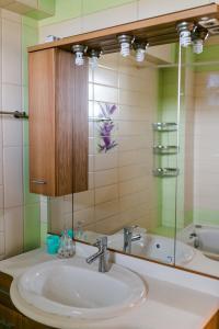 Villa Polinaにあるバスルーム
