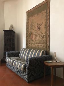 Atpūtas zona naktsmītnē Appartamento Assisi, Via Portica