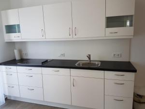 Kjøkken eller kjøkkenkrok på FEWO Kaufmann