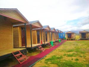 Qinghai Lake Zhaxideji Hostel