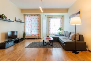 Гостиная зона в Hilltop Apartments - City Centre Foorum