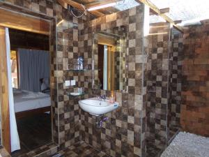 Ένα μπάνιο στο Green Bowl Beach Villas