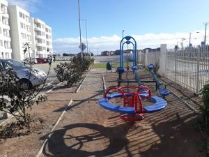 Children's play area at Departamento Gabriela