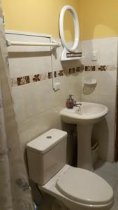 Un baño de Apartment home