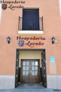Hospederia Laredo