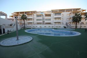 The swimming pool at or near Adosado Marisa