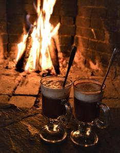 Drinks at Holiday Village Himmerki