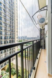 Балкон или терраса в 千灯湖/金融高新区loft 公寓