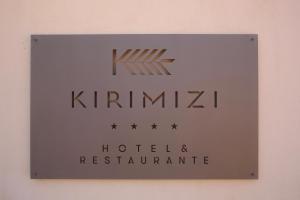 Kirimizi Hotel & Restaurante
