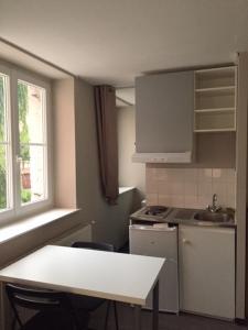 Charmant studio廚房或簡易廚房