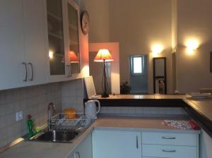 A kitchen or kitchenette at Buco and Mare
