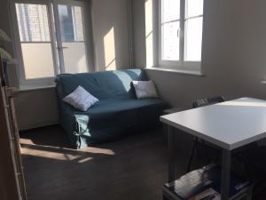 Charmant studio休息區