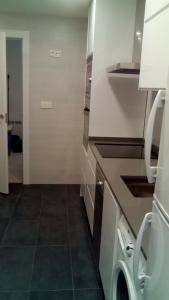 Et badeværelse på Apple Apartment