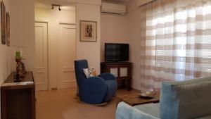 A television and/or entertainment center at AZAHARA 20