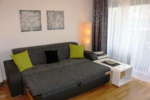 Część wypoczynkowa w obiekcie Komfort Apartments Alte Donau/Donauzentrum