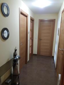 A bathroom at Apartamento Matias Lopez