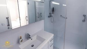 A bathroom at My City Apartments - 5 Star Apartment in the 1st District