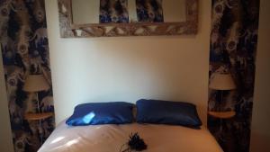 Un ou plusieurs lits dans un hébergement de l'établissement Ma Maison Familiale Portesienne