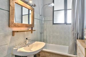 Salle de bains dans l'établissement Be My Home - Le Voyageur