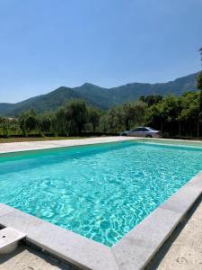 The swimming pool at or near Hotel Irini