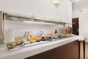 Nourriture dans l'appart'hôtel ou à proximité