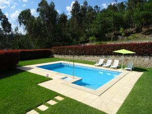 Bazén v ubytovaní Casa de Panque alebo v jeho blízkosti