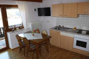 Küche/Küchenzeile in der Unterkunft Gästehaus Penzkofer F****