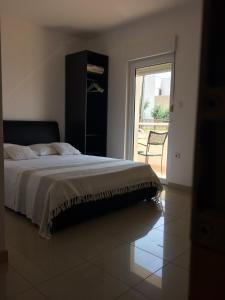 Кровать или кровати в номере Villa Mikrut