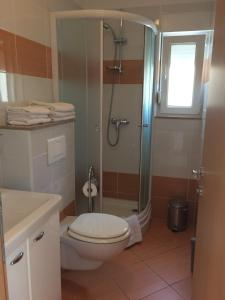 Ванная комната в Villa Mikrut