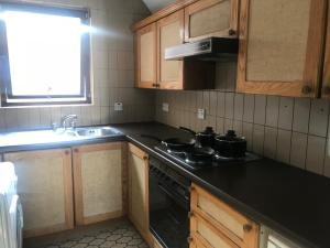 A kitchen or kitchenette at MODERN FLAT IN CENTRAL LONDON-OXFORD CIRCUS-SOHO