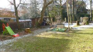 Children's play area at Villa Fewo 1