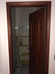 A bathroom at Alojamento Local São Pedro do Sul