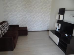 Гостиная зона в Apartment on Myasishcheva 8