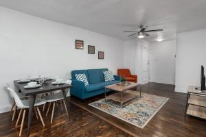 Updated, Clean & Cozy 3BR in Historic Soulard
