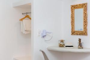 A bathroom at Villa veranda