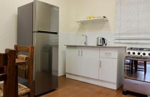 Una cocina o zona de cocina en Apartamento en Plaza Independencia