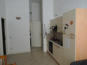 Кухня или мини-кухня в Appartamento in Centro Storico, vicino alla Stazione e al Mare