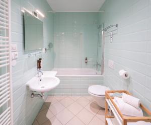 Salle de bains dans l'établissement Four Elements