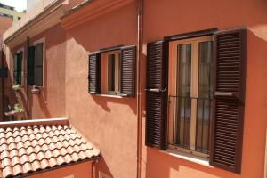 A balcony or terrace at Dalmati House