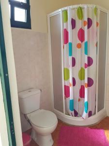 A bathroom at A Casa Do Arneiro