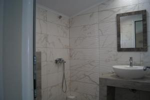 Ένα μπάνιο στο Aquamare Studios