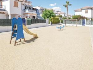 Children's play area at Two-Bedroom Holiday Home in Vera