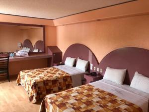Hotel Moctezuma La Villa