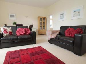 A seating area at Tregenna Suite, PENZANCE