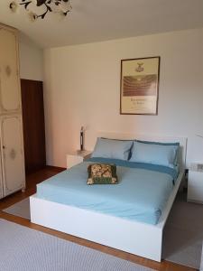 Un ou plusieurs lits dans un hébergement de l'établissement Angela di Venezia House