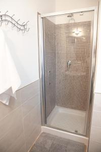 Et badeværelse på L'aria di casa