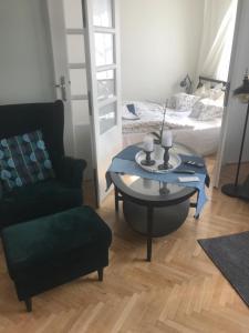 Area soggiorno di Stare Miasto Miodowa 26