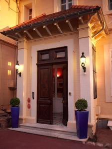 Romantik Hôtel Villa La Chêneraie